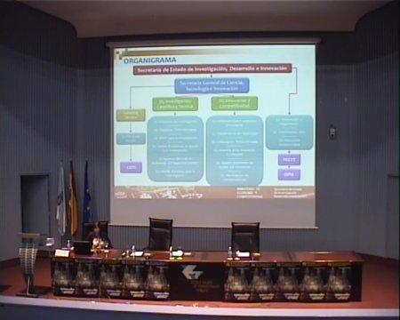 O Plan nacional de investigación científica, desenvolvemento e innovación tecnolóxica  - IX Foro Internacional sobre evaluación de la calidad de la investigación y de la educación superior (FECIES)